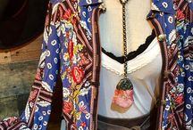 Bohemian Inspired Fashion Wearable art ‼️