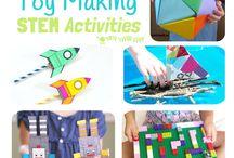 STEM Challenge Activities