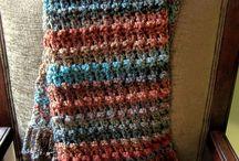 Haken shawl / Shawl etc