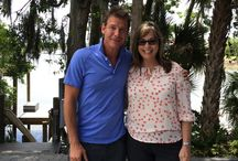 NextGen Home Experience with Ty Pennington / Our local Rep, Hope, was able to make it at the launch of the NextGen Home Experience last week where she was able to meet Ty Pennington Our Hansgrohe products were used throughout the entire house!