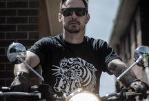Tats & Hood Rats / Tattoos, street style & bad boys on Chapel Street