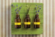 small bottle crafts