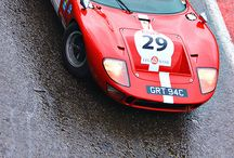 Ford GT 40 / the Most Beautiful Car in the World :-)
