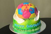 3D Ball / Round Cake