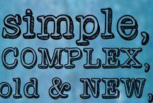 Fonts / by BrandBFF - Digital Strategy & Design