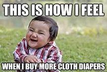 Diaper humour