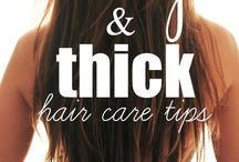 Hair care and tips