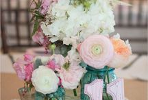 Shabby chick wedding ideas