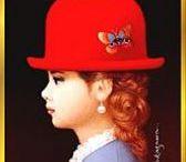 Hat illustration
