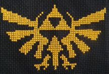 Cross Stitch Ideas - Gaming