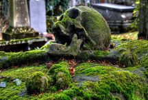 Cemetery in Bruges