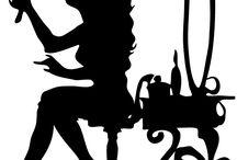 silhouette