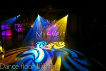 Dance Floor Lighting Applications for Weddings / The best out of the best suggestions for your #Wedding Reception's Dance Floor Lighting. Various applications ranging from a Simple but yet #Elegant #Setup up to the most #ExtraOrdinary rigs and complete productions.   Make your special moment #Memorable