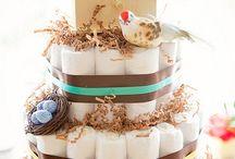 Creative Diaper Cakes 2 / Emeletes