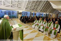Homilías el Papa Francisco