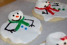 Cookies&cakes for Christmas / Receipts