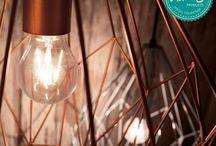 Vintage lámpák