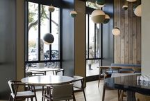 Hospitality / Bars and bistros and fine dining places and spaces