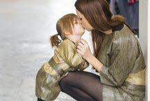 Mommy&daughter / mommy&baby www.lenkowomi.blogspot.com
