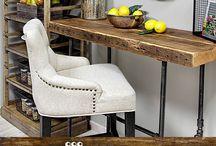 Идеи столов в стиле лофт от Daddy's Pipes. / #daddyspipes #ddpipes #дерево #loft #decor #дизайн_интерьера #лофтстиль #деталиинтерьера #industrial #индустриальный_стиль #индустриальныйстиль #дизайн #мебель #мебельвстилелофт #мебельлофт #стул #табурет #лофт #декор #design #interior #interiordesign #steampunk #стимпанк http://ddpipes.ru/