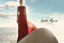Carla Ruiz 2015 / Colección 2015 de la Firma Carla Ruiz para Fiesta, Madrinas, Damas de Honor y Cocktail (Más coleccioines en www.artenovia-saramerino.com)