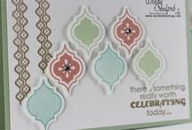 Cards..Mosaic & Honeycomb