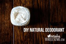 DIY Natural Beauty Personal Care Recipes