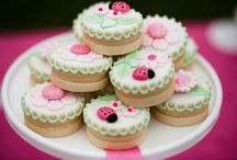 Pink-Lady-Bug-Birthday / by Christy of Itsy Belle