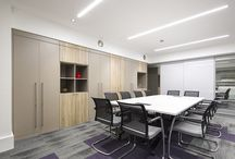Office fit out & partitions