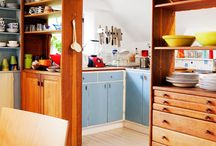Interior Decoration / Open Kitchen, Living and Dinning Room