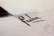 """Art Frahm. Культовый Чикагский иллюстратор. / """"Падающие трусики""""."""