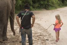 Thailand with kids / The wheres and hows of travelling in Thailand with children