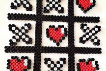 DIY Pärlplattor / Hama beads