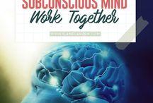 Conscious/Sub-conscious Mind