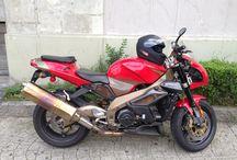 Aprilia Tuono 1000cc 2003 / Motocicletas Deportivas en venta en el Valle de México.
