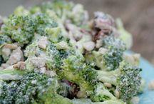 Health & Food: Salad.