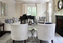 Hamptons style / Home decor