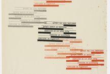 Print typography, typefaces