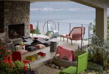 Beautiful outdoor furniture / Summer arrived - time to get some inspiration for your outdoor furniture!