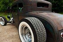 rat rods / by Mr G