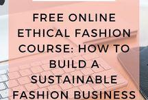 Ethical Fashion Courses