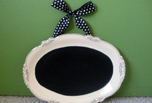 Repurposed China, Cute Ideas. / by Classic Replacements