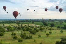 Myanmar / Travel inspirations for our next trips