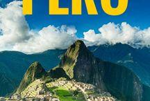 Peru holiday