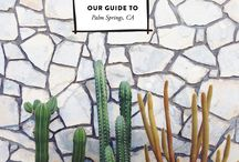 All Things Palm Springs / by Brooke Sheridan