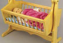 baby bed/cradle