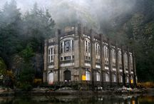 Haunted Hikes and Spooky Sites / Haunted hikes, spooky sites, Halloween adventures in British Columbia.