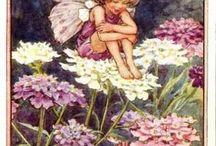 Cicely mary barker fairies