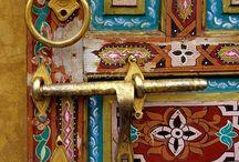 Doors to heaven
