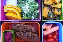Vegan Lunchbox / Yummy vegan food to pack for work